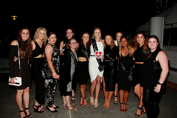 Wildboys Afloat – An Epic Girls Night Out in Sydney