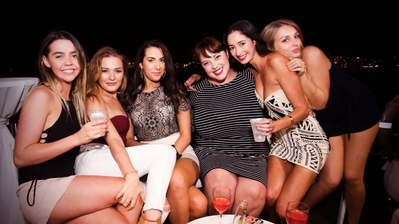 venues for girls night out sydney