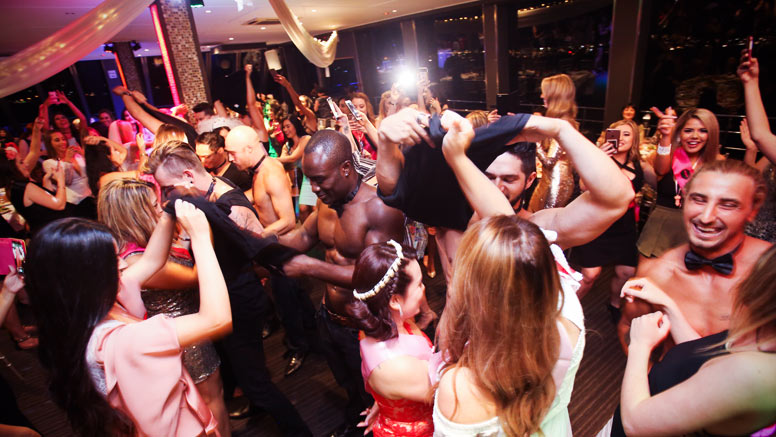 Party the night away and dance to the best music from professional cruise DJ